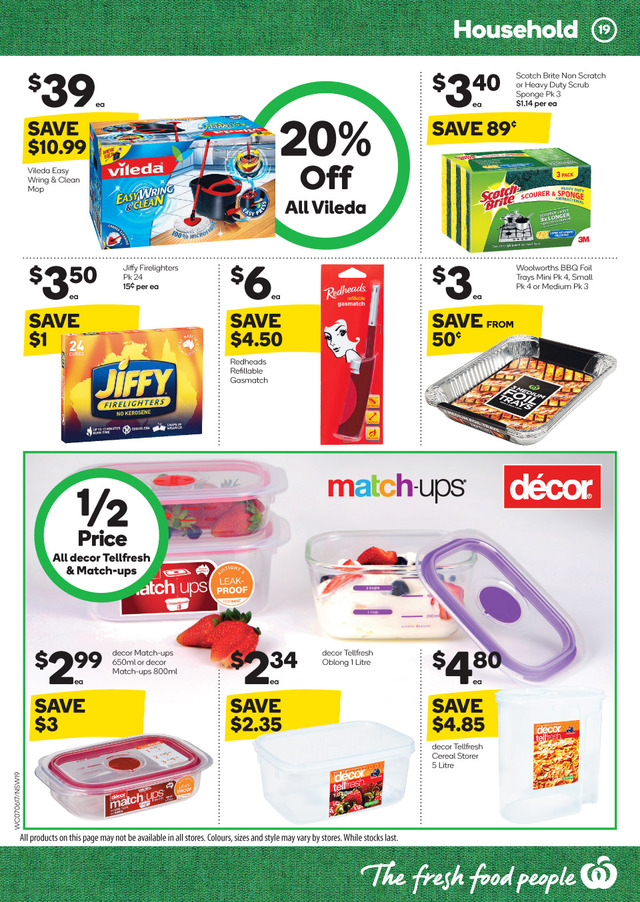 woolworths catalogue 7 jun 2017