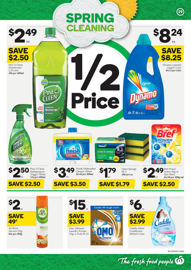 woolworths catalogue 7 sep 2016