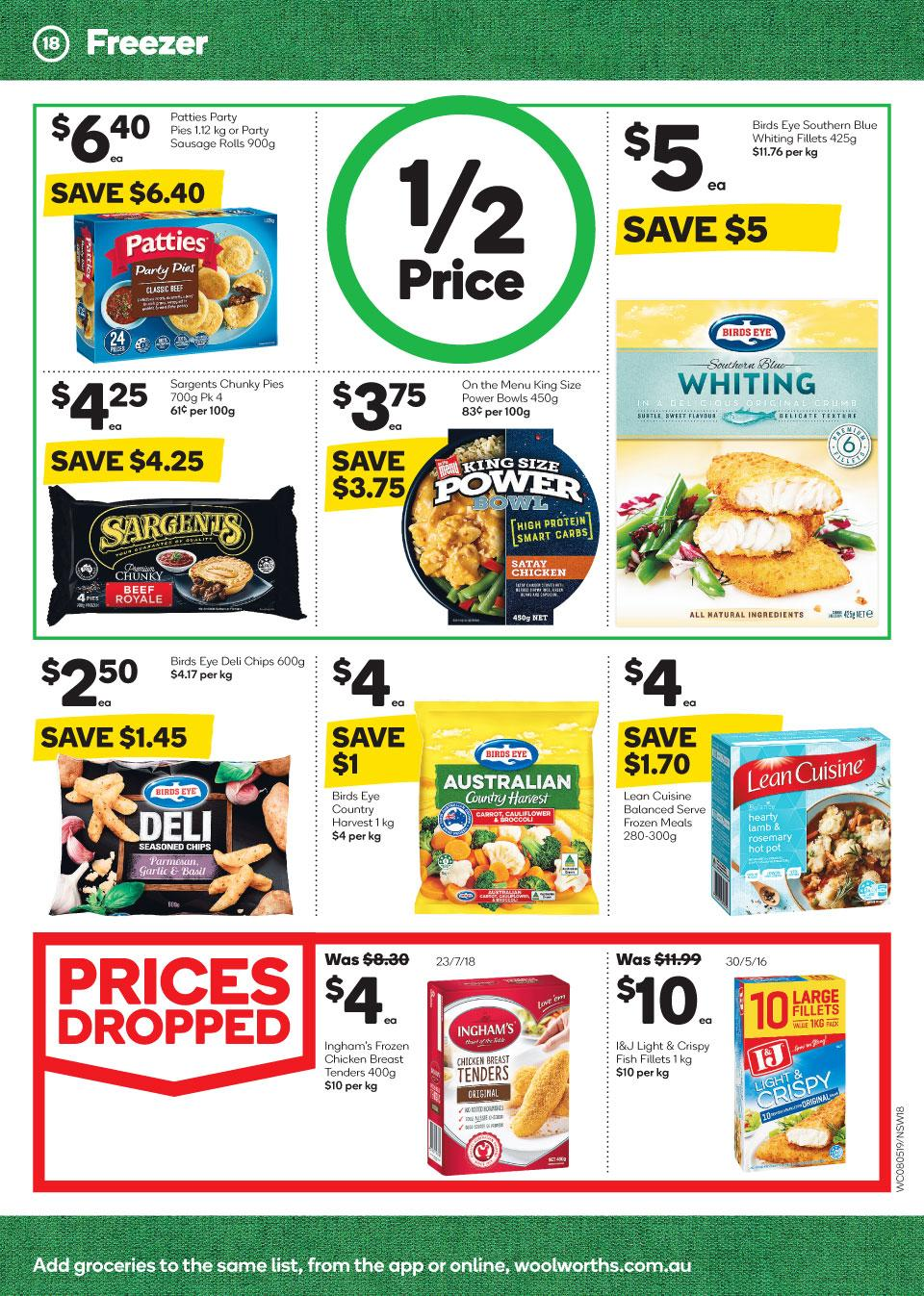 woolworths catalogue 8 14 may 2019