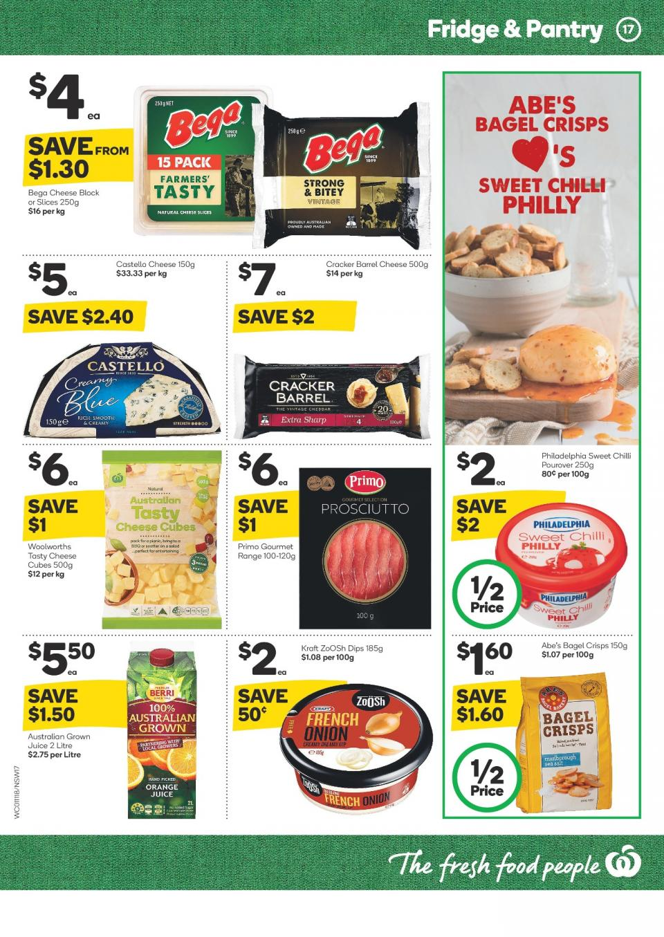 woolworths catalogue 8 november 2017