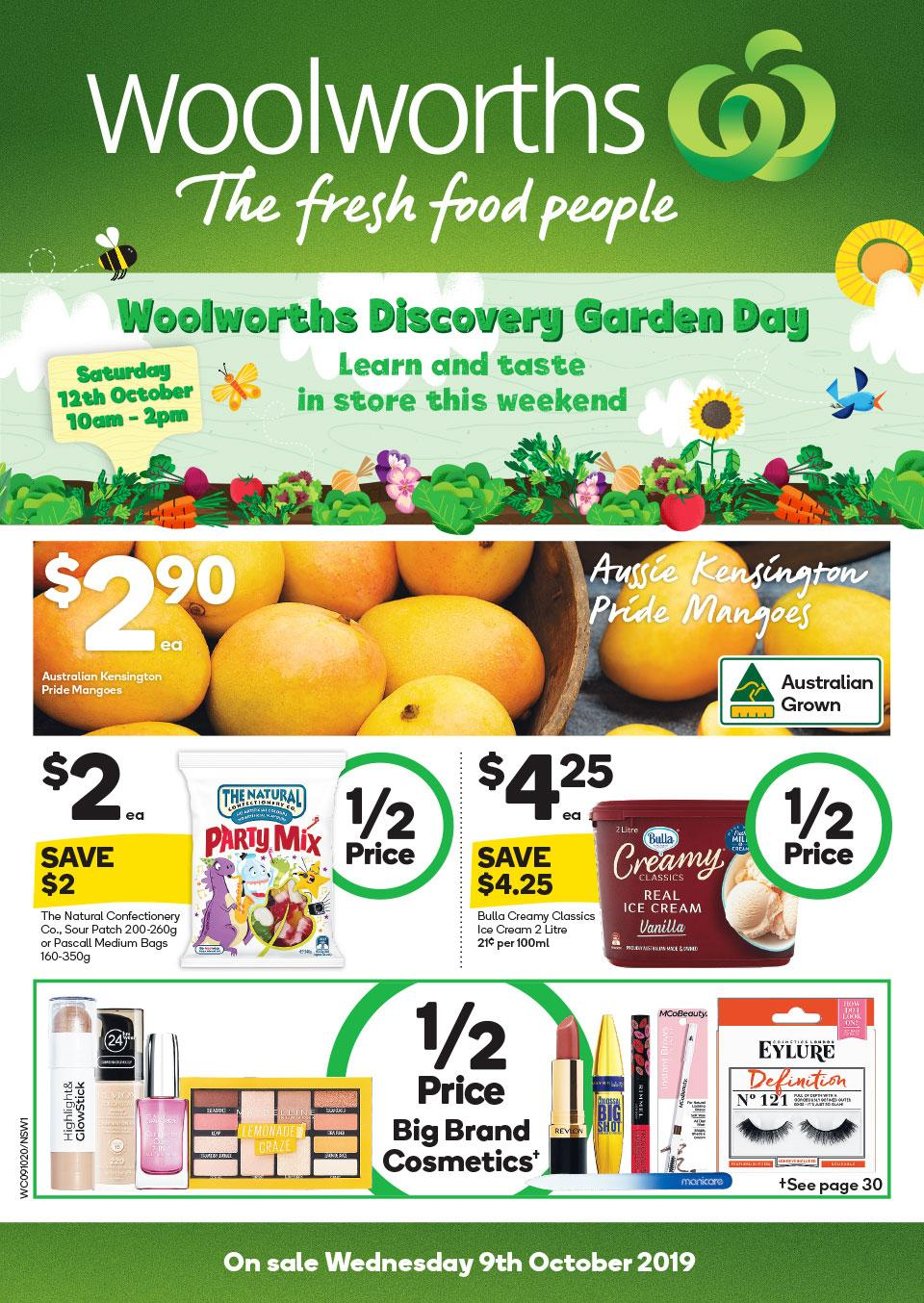 woolworths catalogue 9 15 oct 2019