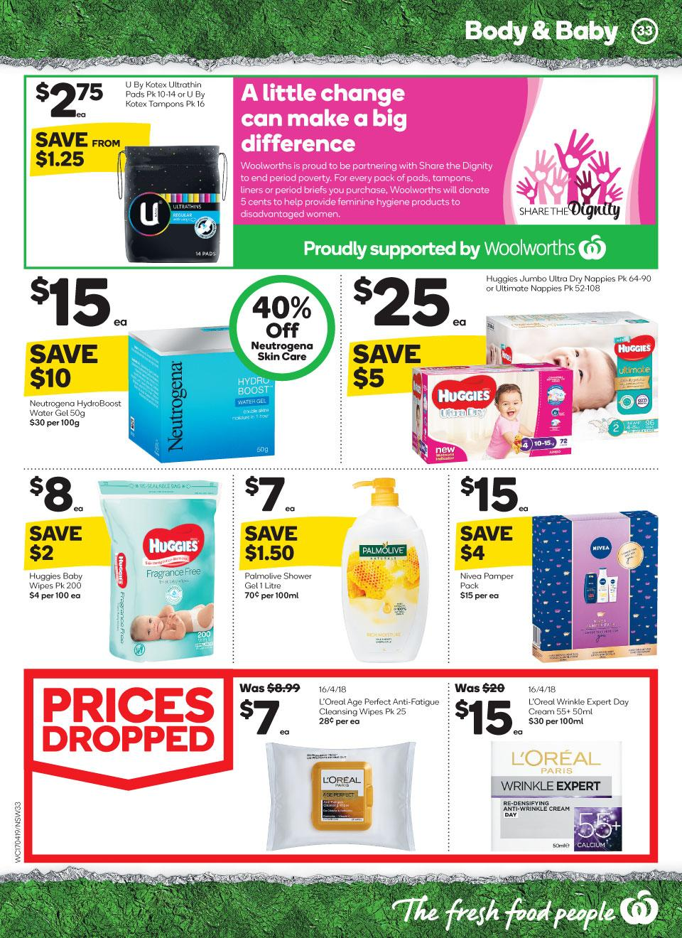 woolworths catalogue easter 17 23 apr 2019