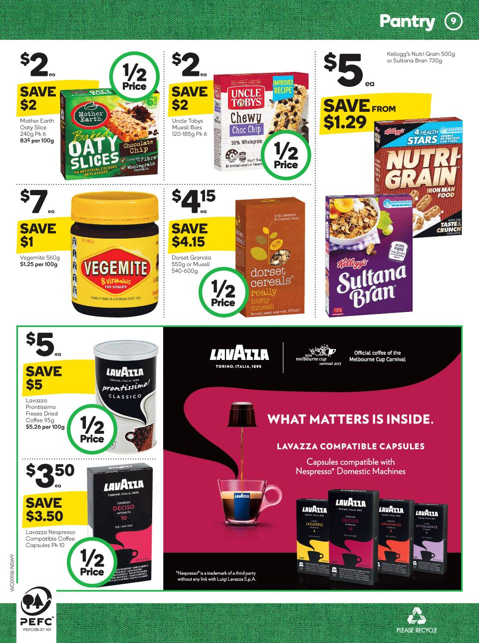 woolworths catalogues 1 november 2017
